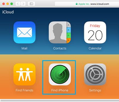activar iphone con icloud
