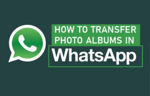 Cómo reenviar un álbum de fotos en WhatsApp para iPhone y Android