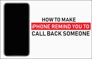 Cómo hacer que el iPhone te recuerde que debes devolverle la llamada a alguien