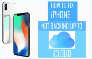 Cómo corregir el iPhone sin realizar copias de seguridad en iCloud