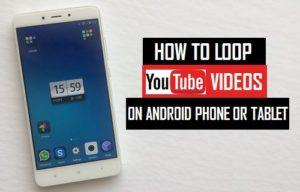 Cómo reproducir vídeos de YouTube en un teléfono Android o Tablet PC