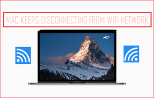 Mac sigue desconectándose de la red WiFi
