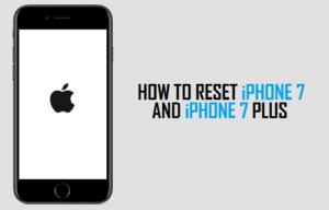 Cómo reiniciar el iPhone 7 y el iPhone 7 Plus