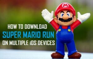 Cómo descargar Super Mario Run On Multiple iOS Devices