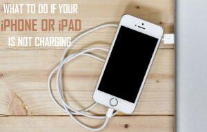 Qué hacer si tu iPhone o iPad no se está cargando