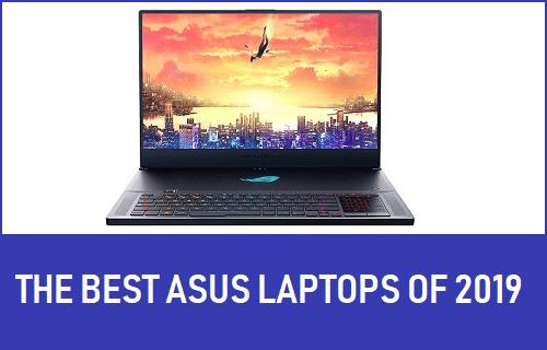 Los mejores portátiles Asus de 2019