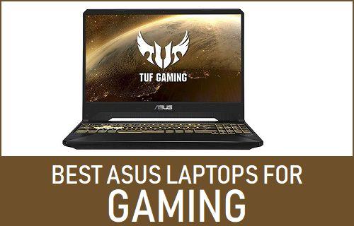 Los mejores portátiles Asus para juegos